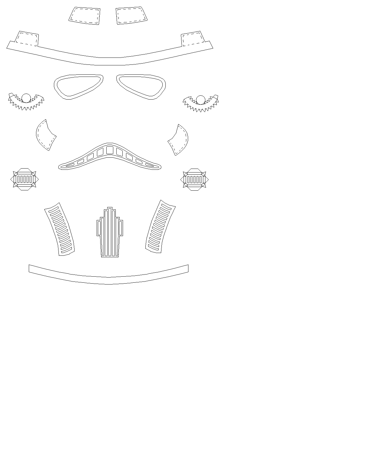 Stormtrooper (My version)   PaperBotz