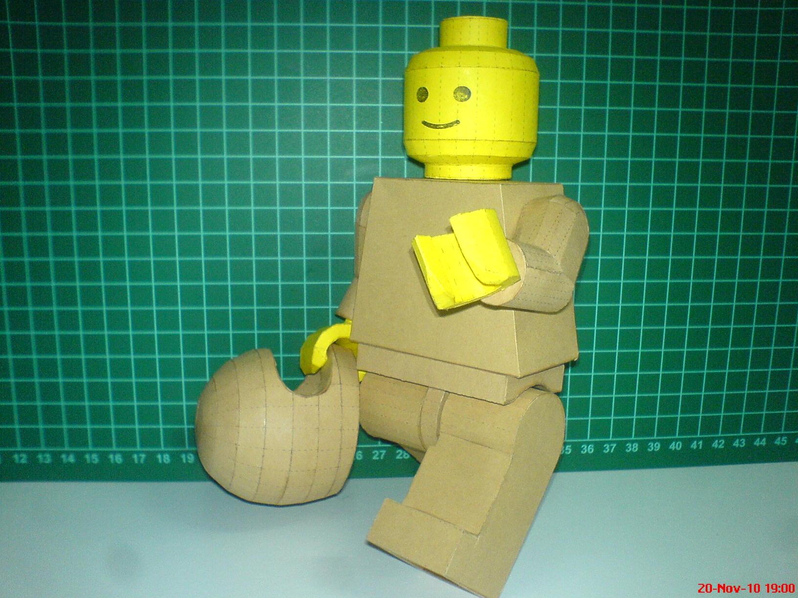 Lego Man Model