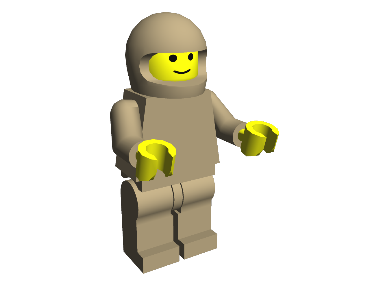 lego man design paperbotz
