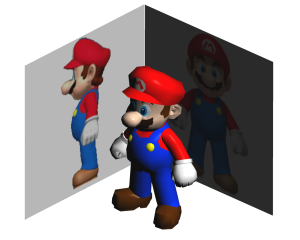 Super Mario Papercraft Smario_00a