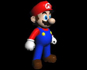 Super Mario Papercraft Smario_01